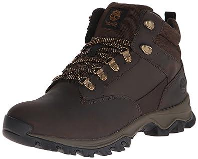 Timberland Men's Keele Ridge Hiker Boot, Brown Oiled,