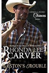 Weston's Trouble (Saddles & Second Chances Book 3) Kindle Edition