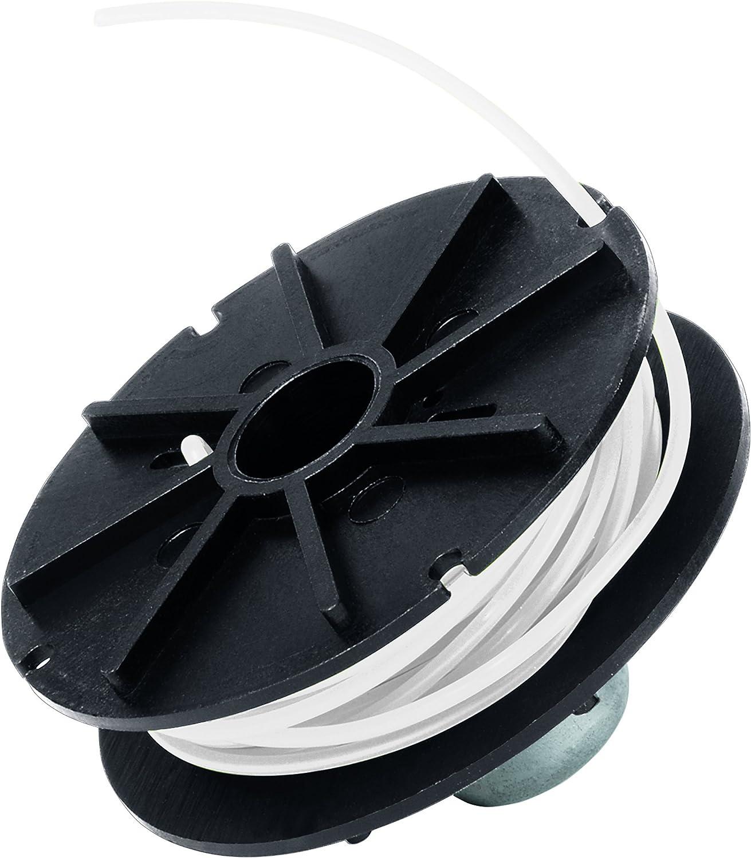 Negro Color blanco Einhell 3405690 BONINA DE Nylon Fino para GC 4025 y GE-ET 5027