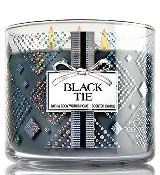 Amazonde Bath Body Works Black Tie 3 Docht Kerze 411 G
