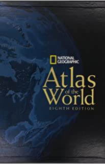 National geographic atlas of the world ninth edition national geographic atlas of the world eighth edition gumiabroncs Image collections