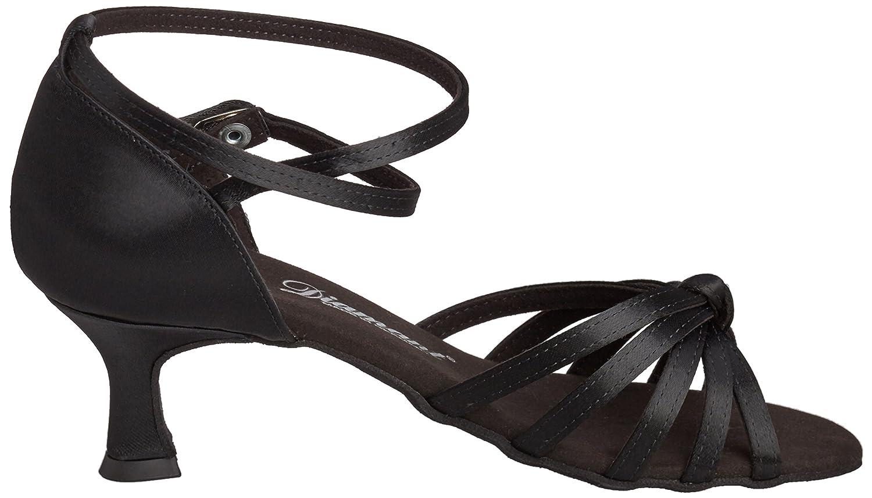 Diamant Damen Latein Tanzschuhe 109-077-091 Chaussures de Danse de Salon Femme