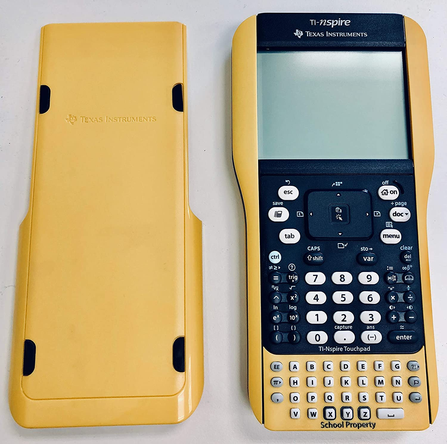 New Slide Cover For Texas Instruments TI Nspire CX Graphing Calculator Dark Blue