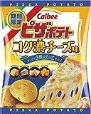 カルビー ピザポテト コク濃チーズ味 60g ×12袋