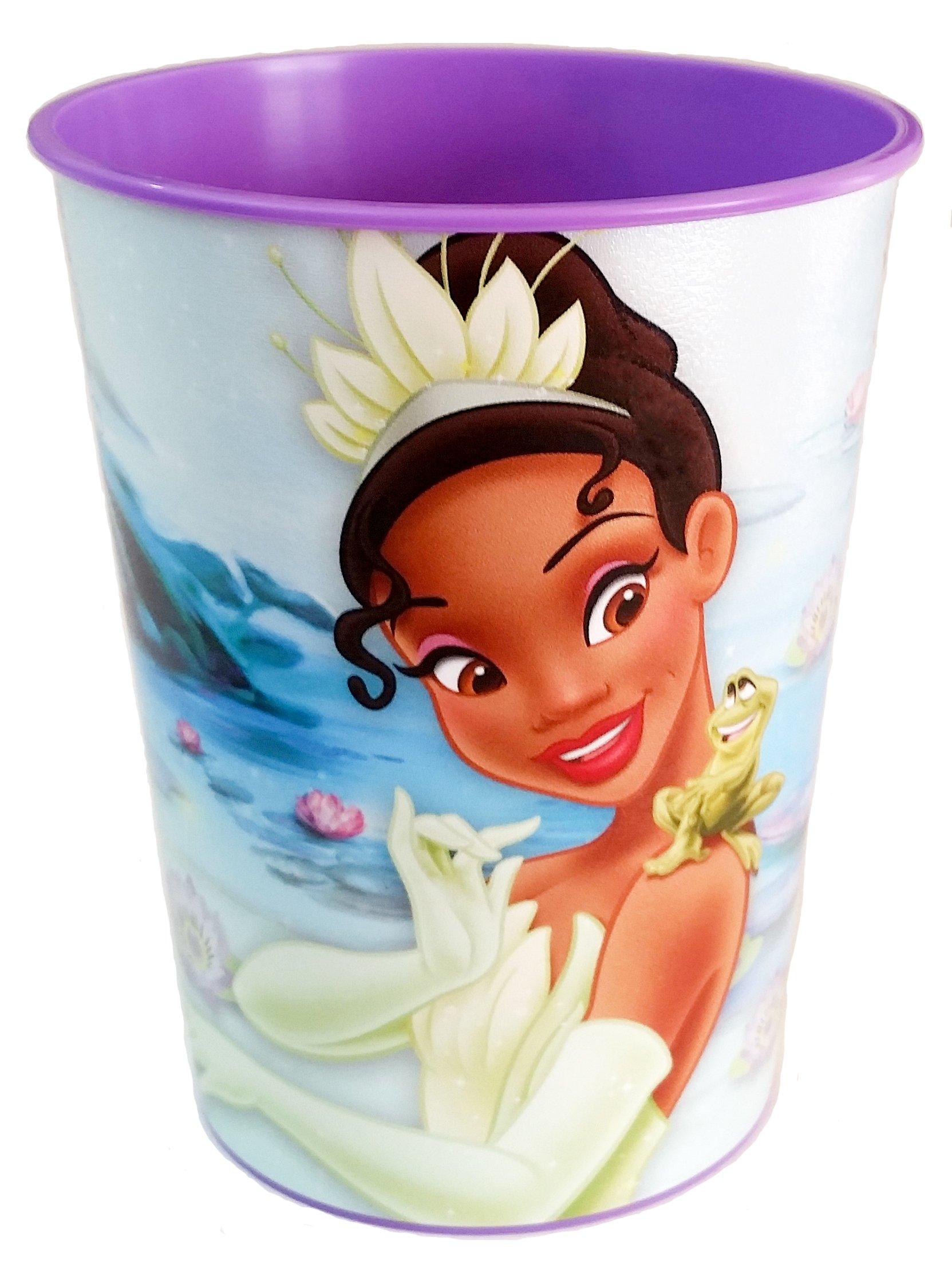 Princess & the Frog. Princess Tiana 16oz Reusable Cups. Set of 12 Cups.