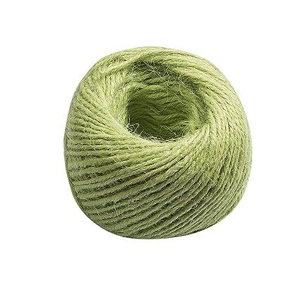 Thread - Diy 1roll 50m 2mm Natural Hemp Cord Rope String