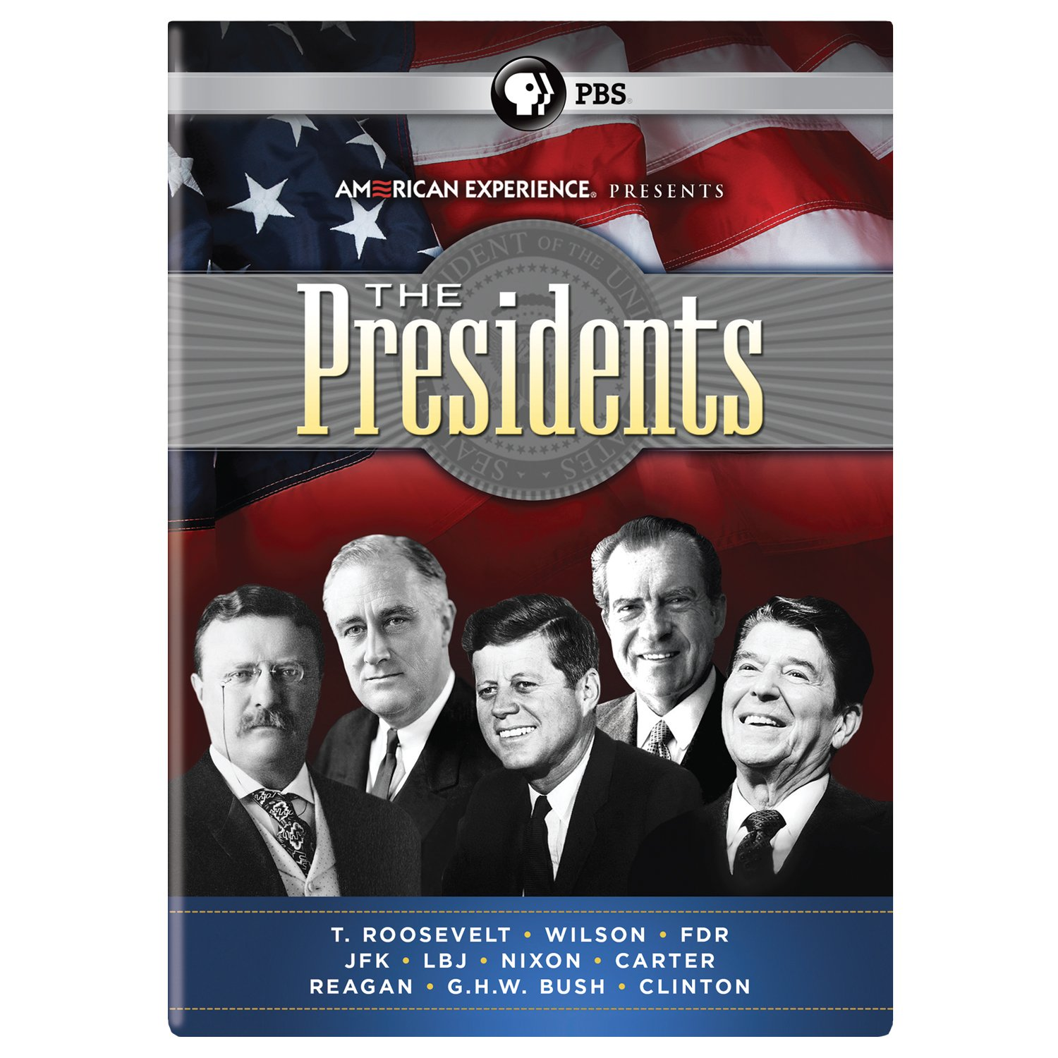 American Experience: The President's Collection (2017) by PBS Distribution