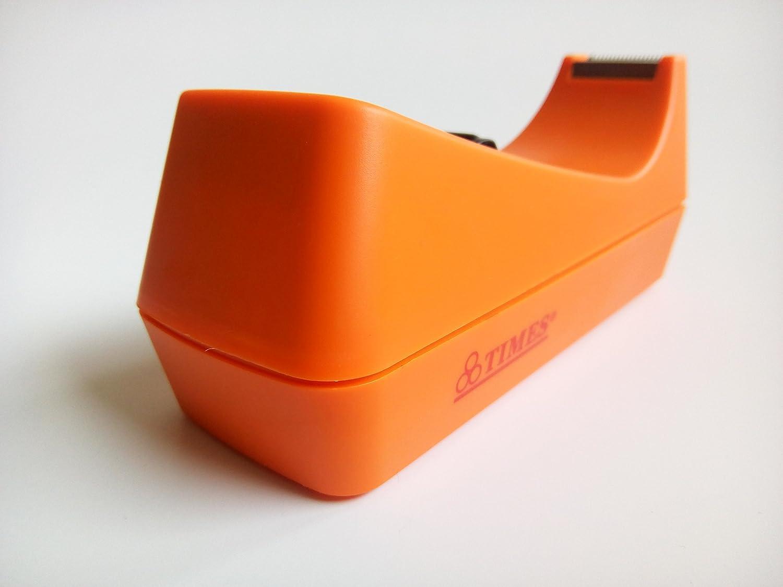 Times - Dispensador de Cinta Adhesiva - Celo - 19 mm: Amazon.es: Bricolaje y herramientas