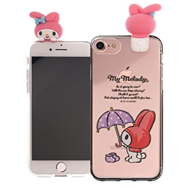 WiLLBee Sanrio Jelly - Carcasa para iPhone 6S Plus y iPhone 6 Plus