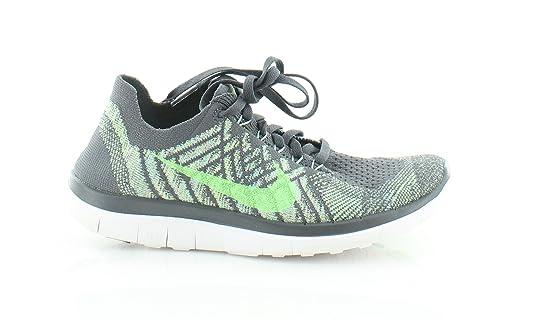 best service 8bac5 0ba15 Amazon.com   Nike Free 4.0 Flyknit Women s Running Shoes, 7.5, DARK  OBSIDIAN VIVID PURPLE HYPER ORANGE COPA   Road Running