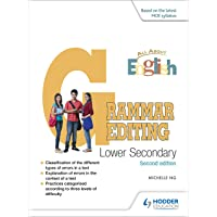All About English: Grammar Editing Lower Secondary (Revised editon)