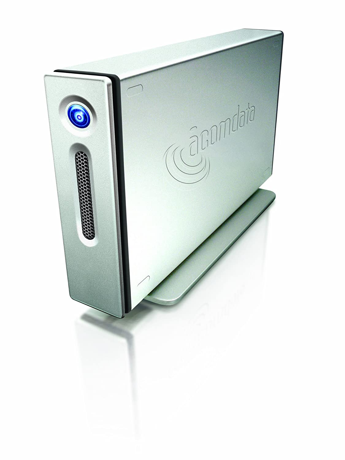 Amazon.com: Acomdata USB 2.0 3.5-Inch SATA Hard Disk Enclosure ...