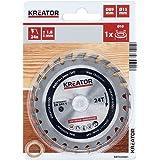 krt020401Scie circulaire métal dur pour bois ø89mm alésage 15mm épaisseur 1,8mm dents 24