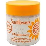 Elizabeth Arden Sunflowers Sun drops crema corpo, 500ml