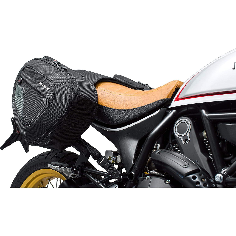 Amazon.com: SW-MOTECH Blaze Sport Saddlebag System For ...