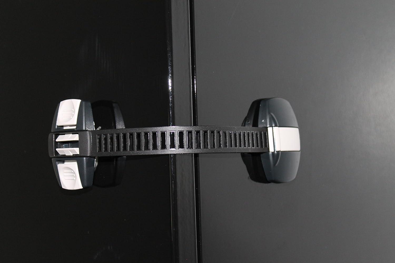 1 Lock, Black BabyDan Multi Locks