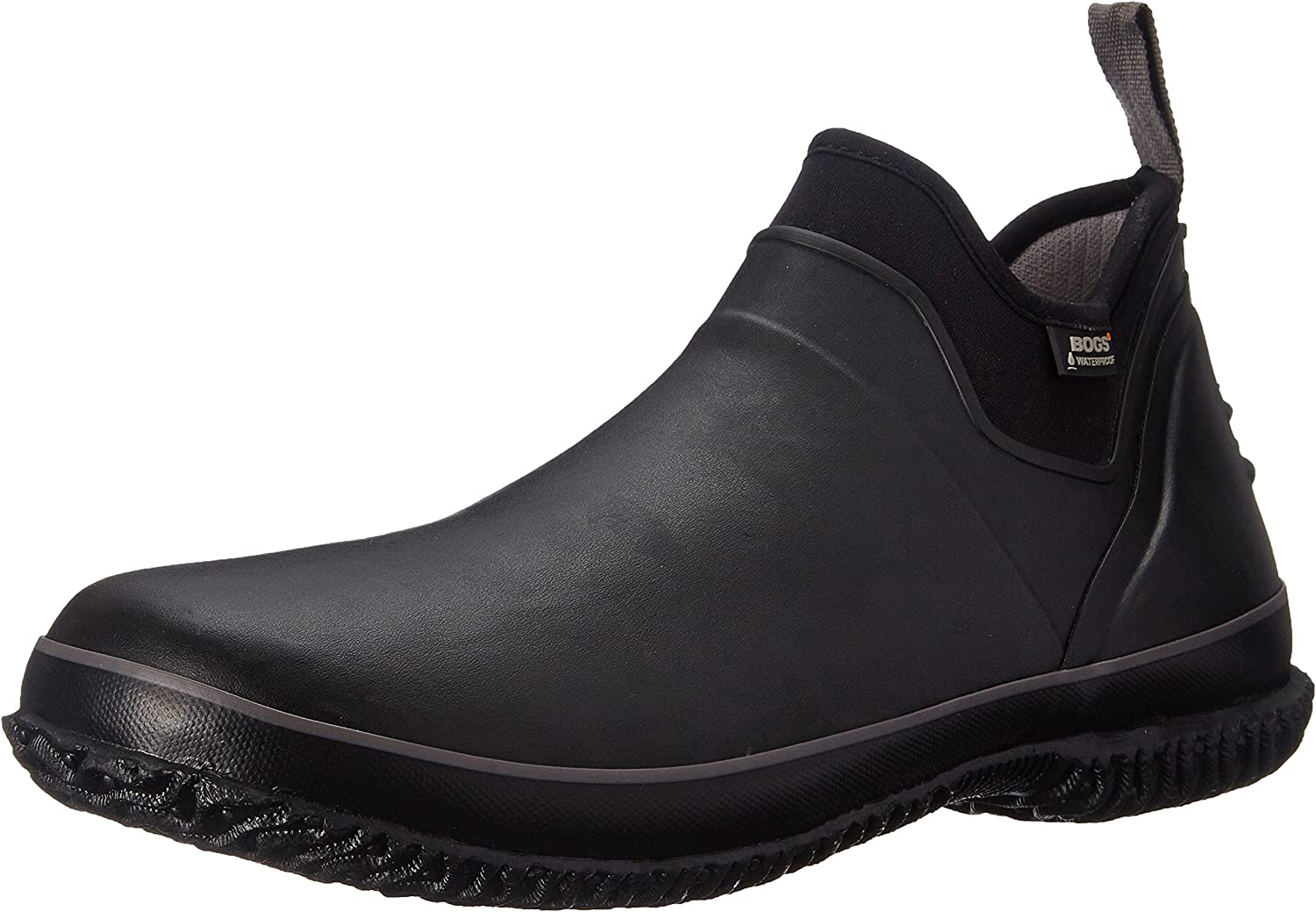 Bogs Mens Urban Farmer Low Waterproof Work Rain Boot