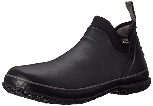 Size 7 Bogs Men's Urban Farmer Rubber Chelsea Ankle Boots