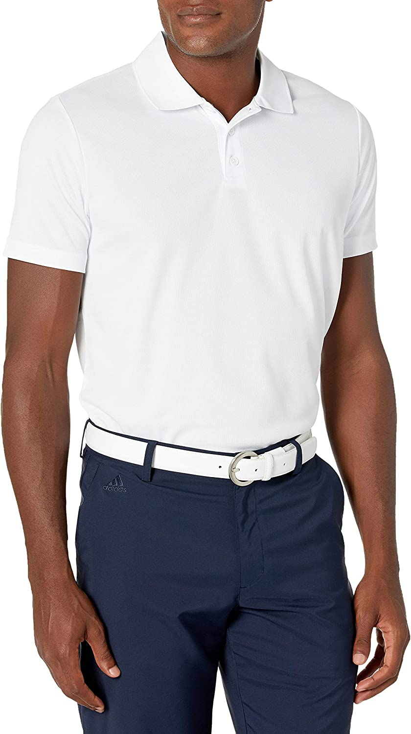 Starter Men's Short Sleeve Tech Golf Polo Shirt,  Exclusive: Clothing