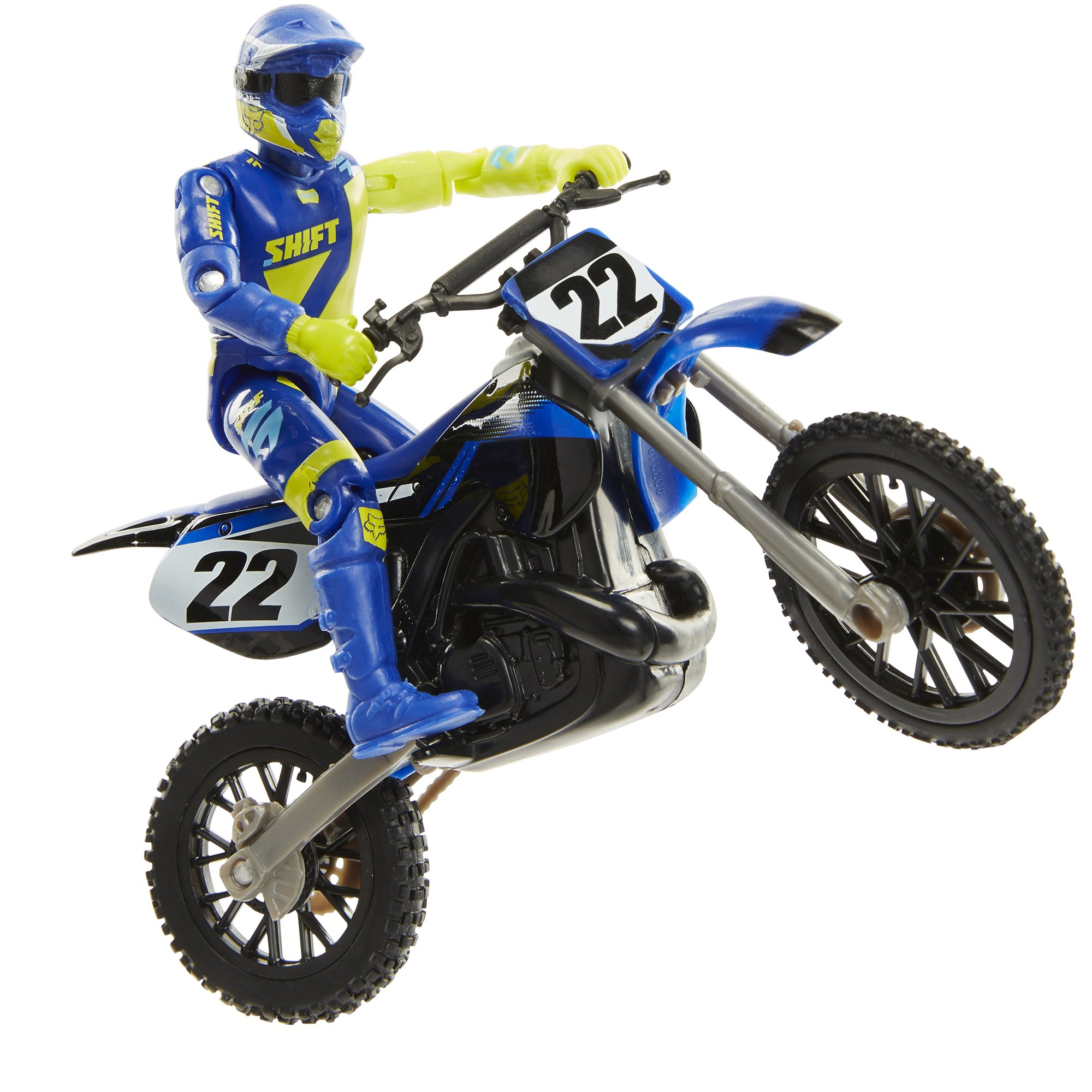 MXS Boys Chad Reed SFX Bike & Rider Set by MXS