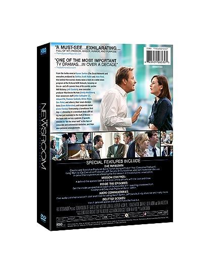Amazon com: The Newsroom: Season 1: Various: Movies & TV