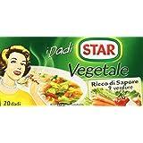 Star - Vegetale, Ricco di Sapore, 9 verdure - 20 dadi