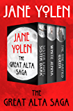 The Great Alta Saga: Sister Light, Sister Dark; White Jenna; and The One-Armed Queen