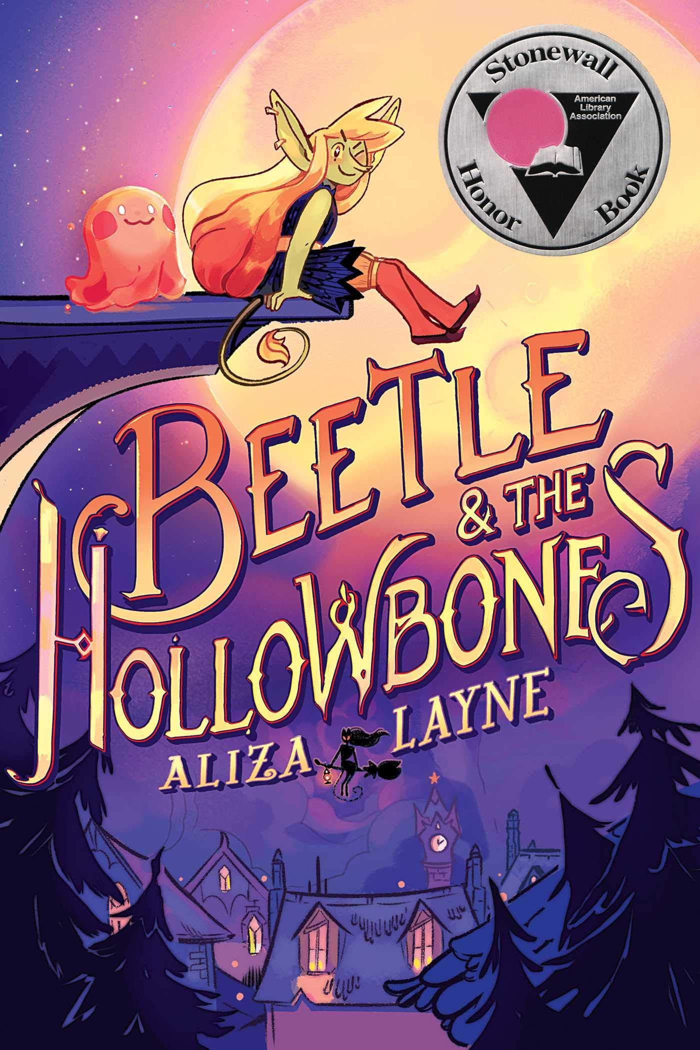 Beetle & the Hollowbones: Layne, Aliza, Layne, Aliza, Riess, Natalie,  Acampora, Kristen: 9781534441538: Amazon.com: Books