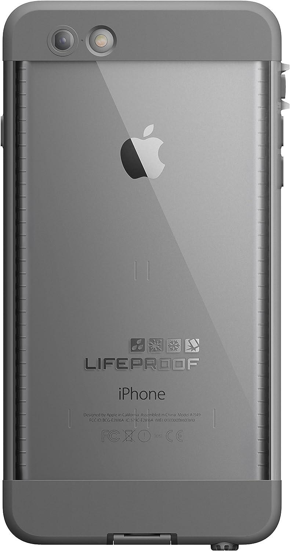 LifeProof Nuud Cover Custodia per Apple iPhone 6 Plus 77-50368 Bianco
