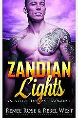 Zandian Lights: An Alien Holiday Romance (Zandian Brides Book 4) Kindle Edition