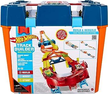 Hot Wheels - TB ID Power Boost Kit (Mattel GNJ01): Amazon.es ...