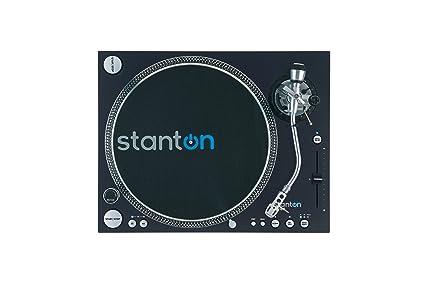 Amazon.com: Stanton ST150 Digital Direct Drive Turntable S ...