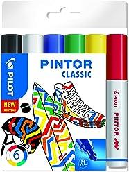 """PILOT PINTOR M - 6er Set""""Classic"""""""