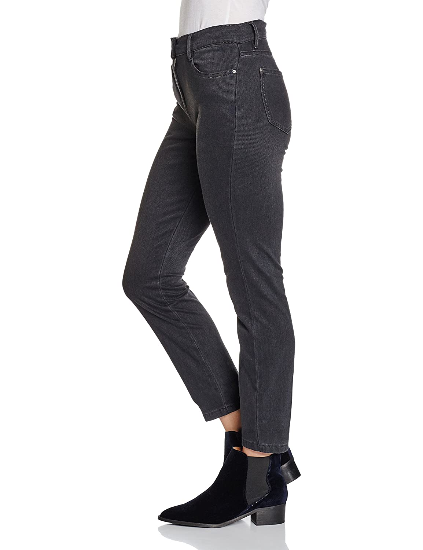2019 heißer verkauf Geschicktes Design gutes Geschäft Brax Women's 75-6208 Shakira Yoga Skinny Jeans - Grey - W38 ...