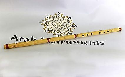 Árabe instrumentos profesional egipcio Ney 23.18