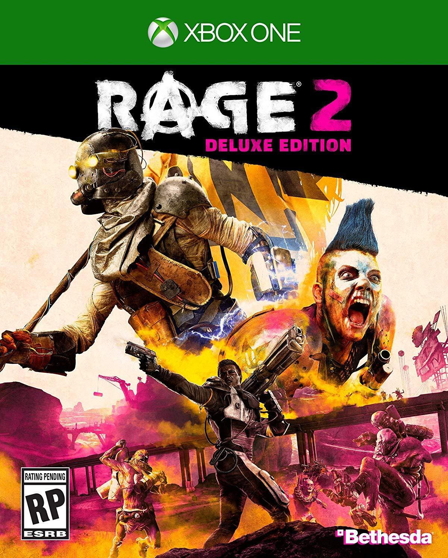 Rage 2 - Deluxe Edition for Xbox One [USA]: Amazon.es: Bethesda ...