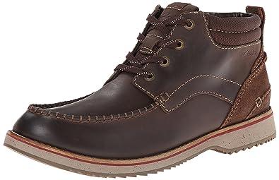 Clarks Mahale Mid Men's Boots Discount shoes online hot sale