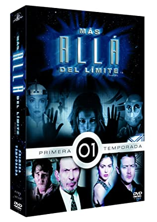 Mas Allá Del Límite (1ª Temporada) (Import Movie) (European Format -