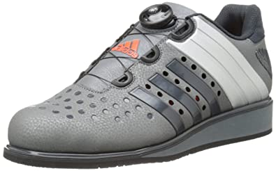adidas Performance Men's Drehkraft Training Shoe,Iron Metallic Grey/Dark  Grey/Silver,