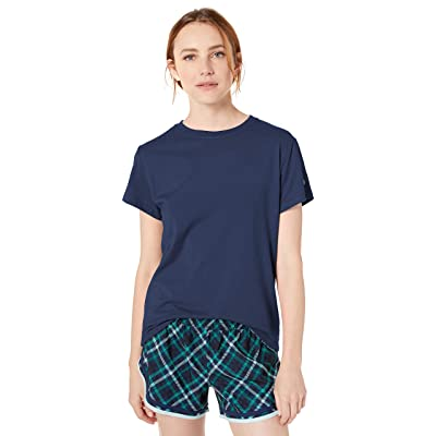 Champion Women's Classic Jersey Short Sleeve Tee at Women's Clothing store