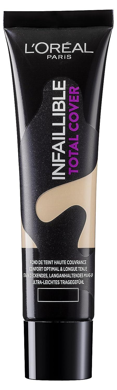 L'Oréal Paris Fondo de maquillaje Infalible Total Cover tono 24 L'Oreal A8980200