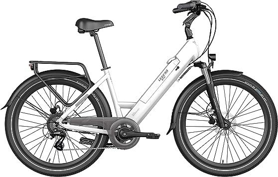 Legend eBikes Milano Bicicleta Eléctrica Urbana con Rueda de 26 ...