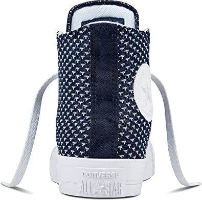 155457 Chuck Taylor All Star II Unisex Sneaker (39, Obsidian/White/White) Converse