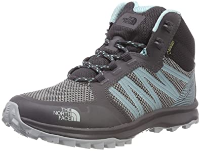 2b838ab67d2bd THE NORTH FACE Women s Litewave Fastpack Mid Gore-Tex High Rise Hiking  Boots