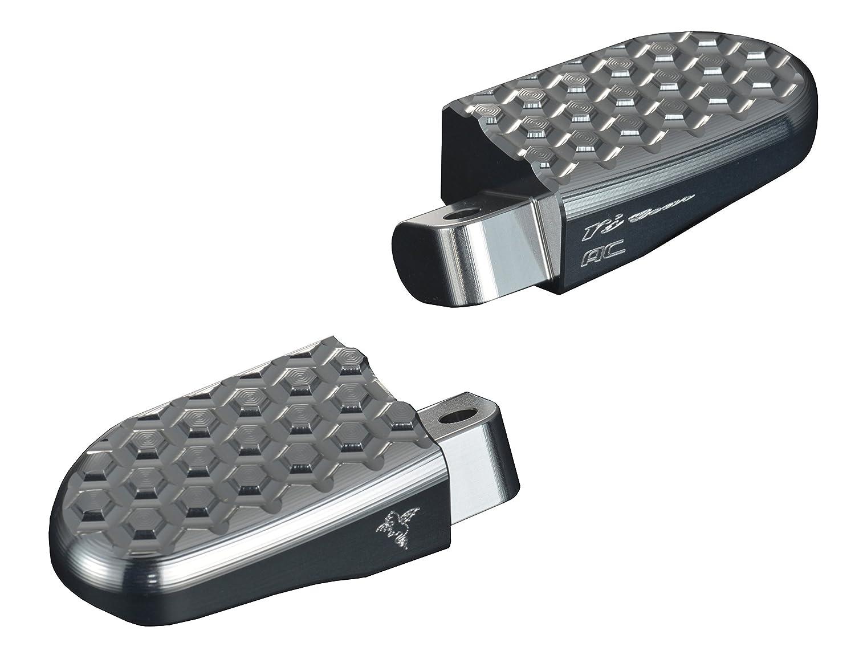 アールズギア(r's gear) K1600GTLラクポジショートステップクリア BB12-0001-2   B00BLG5IMW