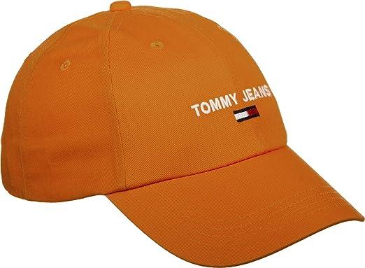 Tommy Hilfiger TJM Sport Cap Gorra de béisbol para Hombre: Amazon ...
