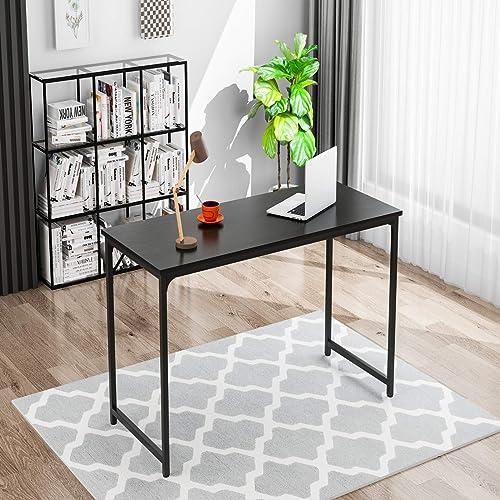 Furist Writing Computer Table Modern Sturdy Office Desk PC Laptop Notebook Study Desk Computer Desk