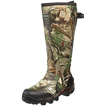 "Irish Setter Men's RutMaster WP 17"" Rubber Boot"