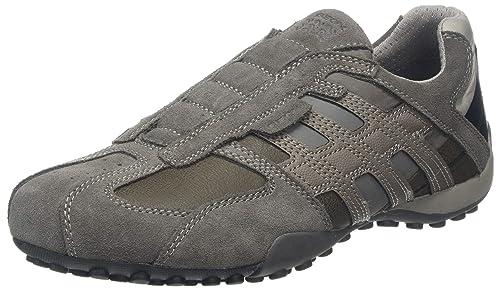 Geox Uomo Snake F, Zapatillas para Hombre: Amazon.es