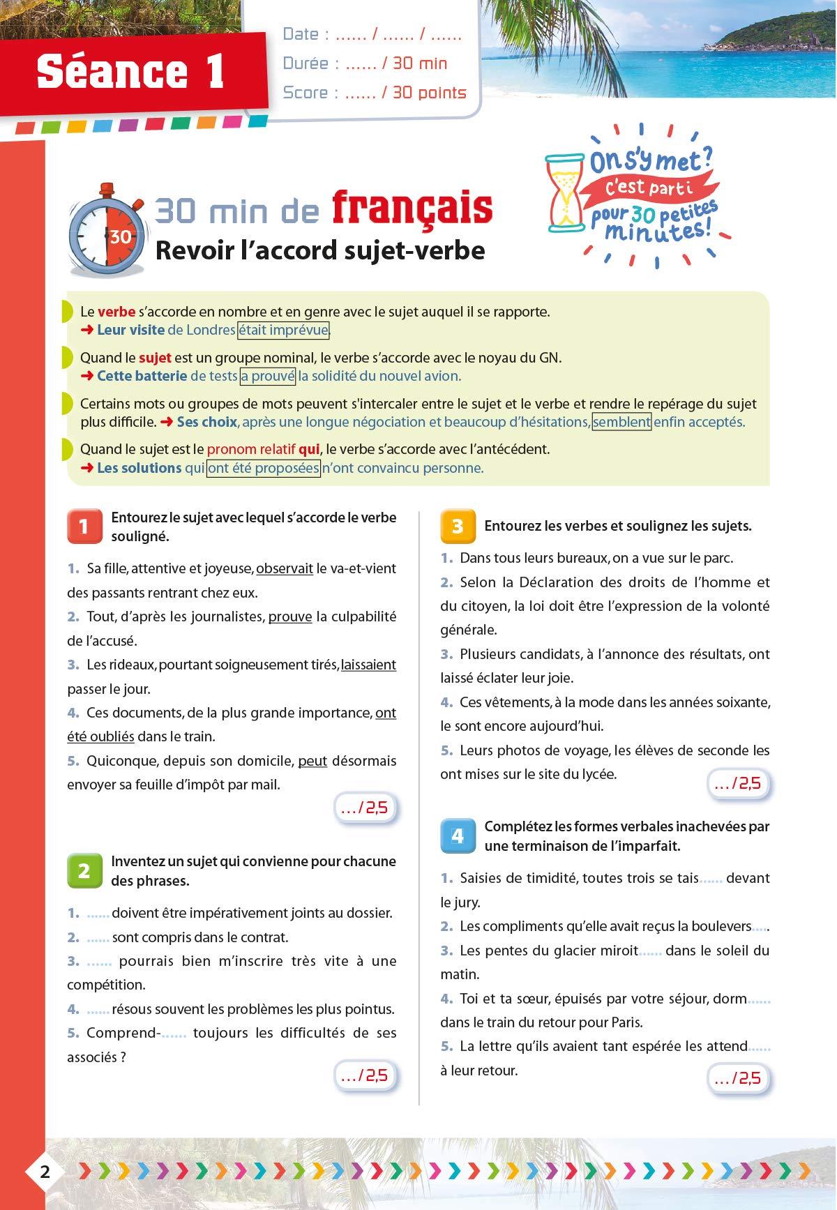 Pret pour la 2de (Prêt pour): Amazon.es: Bordas: Libros en idiomas extranjeros